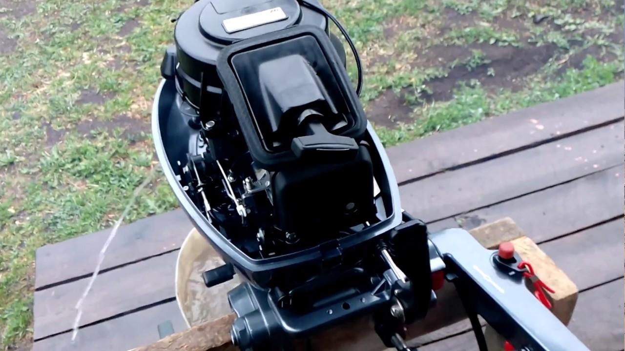 Лодочный мотор SEA-PRO T9.9S: обзор от магазина COOL MOTORS - YouTube
