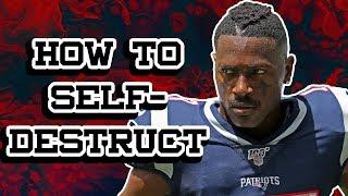 How Antonio Brown Sabotaged His Own NFL Career Video