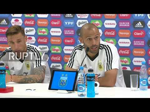 Russia: Argentina slams journalists over Sampaoli sacking rumours