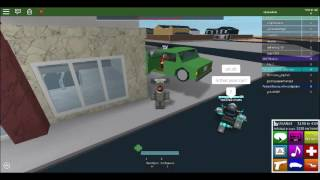 [ROBLOX] Las Vegas, GNC Finance employee Trix_7 GTA'ing my car and killing me for no reason.