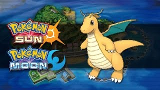 Video Pokemon Sun and Moon | How To Get Dragonite download MP3, 3GP, MP4, WEBM, AVI, FLV September 2018
