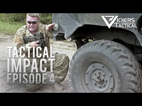 Tactical Impact (2008) - Achieving Balance in a PDW - Episode 4