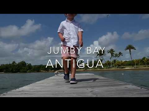 The Incredible Jumby Bay, Antigua. July 2017.