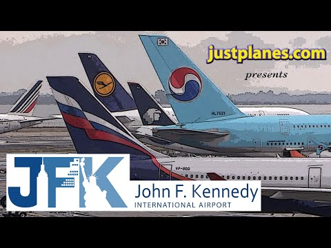 JFK AIRPORT - Widebody heaven by JustPlanes