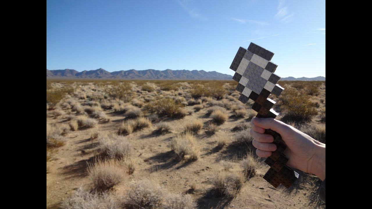 Iron Shovel Minecraft LEGO Iron Shovel - Min...