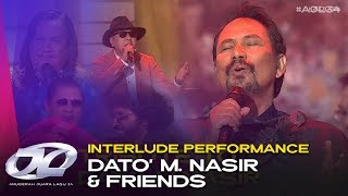 Download lagu Interlude Performance - Dato' M. Nasir & Friends | #AJL34