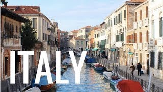Backpacking ITALY | Rome, Pompeii, Florence, Pisa, Venice