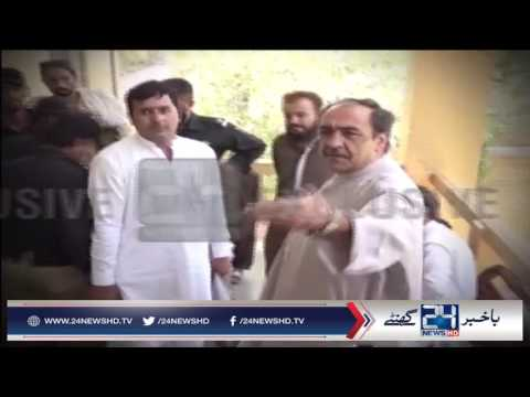 Cop run over; MPA Majeed Achakzai arrested