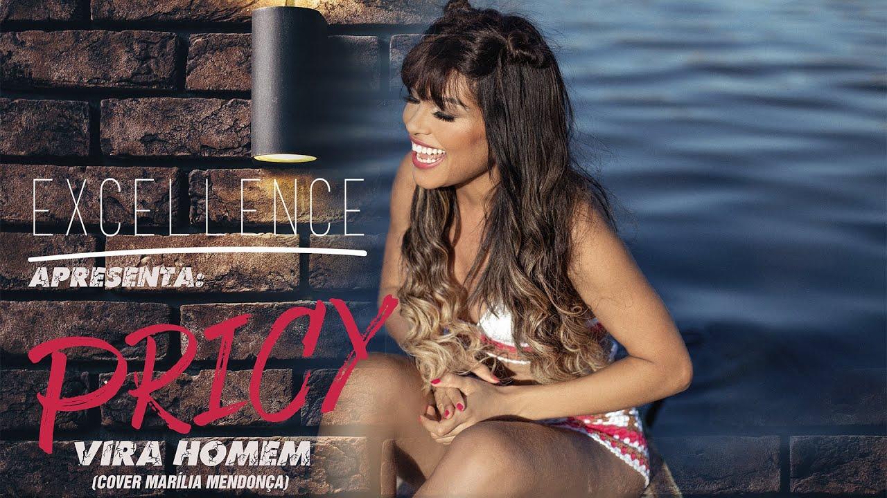 PRICY - VIRA HOMEM (COVER MARÍLIA MENDONÇA)