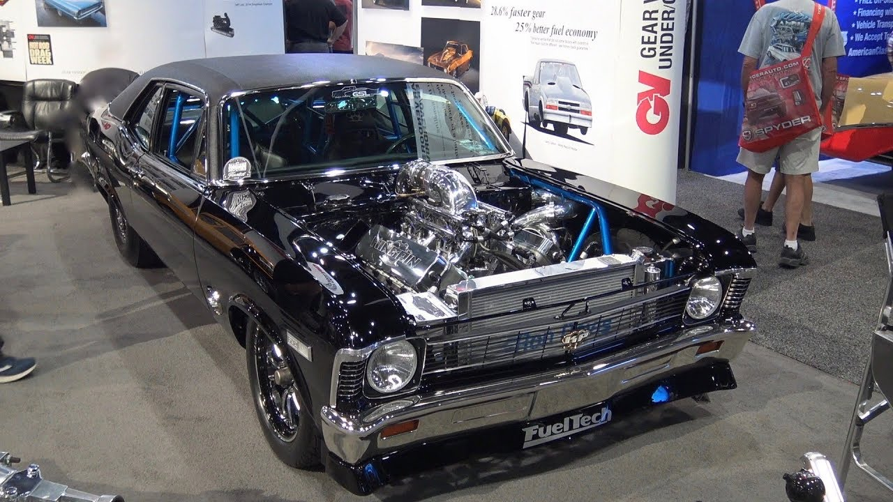 632 Big Block Twin Turbo