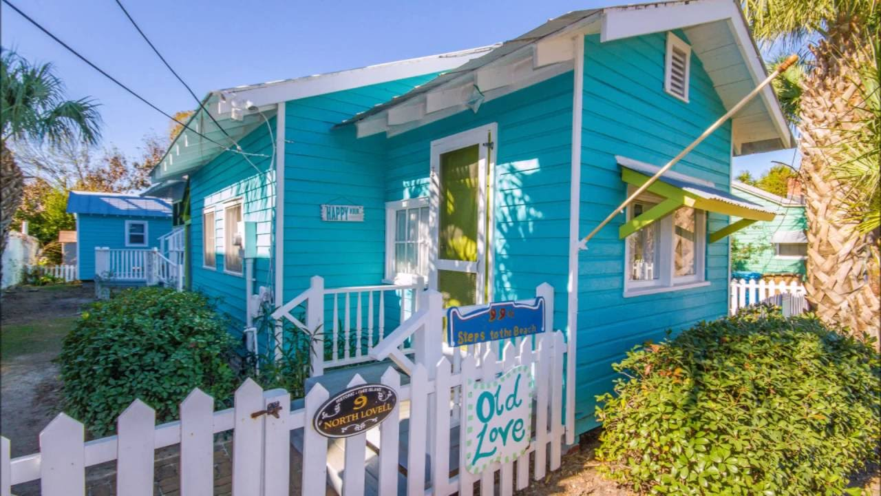 Cottage Rentals Tybee Island Ga