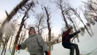видео Хемседал — один из лучших горнолыжных курортов Норвегии