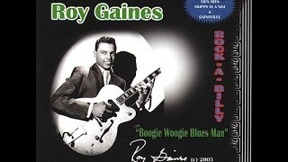 Roy Gaines - Night Beat