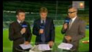 Studio Sportowe po meczu Polska-Austria