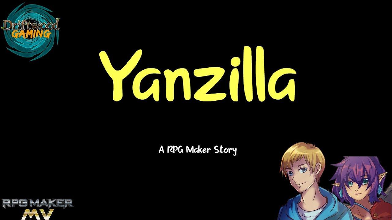 C3 Entry 3 - Yanzilla by Baz - RPG Maker MV Ultra Mode7