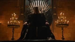 Game of Thrones 6x06 - Mad King Aerys II Targaryen Death + Breakdown of Bran's Vision