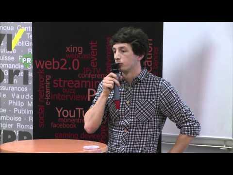 Conférence SCMA: monter et gérer une communauté de taille XXL