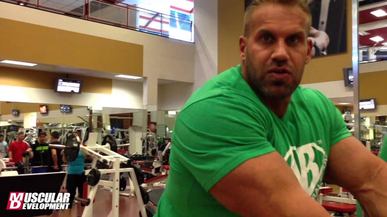 dwayne johnson talks about steroids
