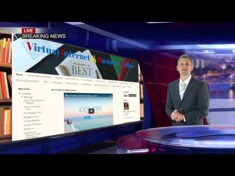 Breaking News - Virtual Internet and Business Online
