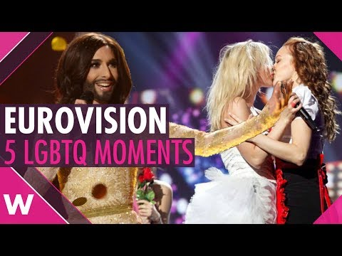 Gay Eurovision: 5 of our favourite LGBTQ moments