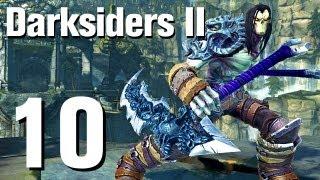 Darksiders 2 Walkthrough Part 10 - Chapter 1