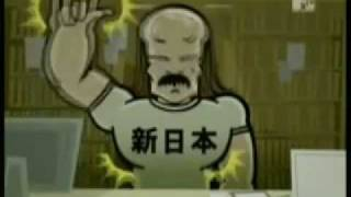 スーパーミルクちゃんのスタッフが送る MTV 新作アニメ.