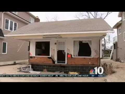 Hurricane Sandy, Looting-Prone NJ Towns