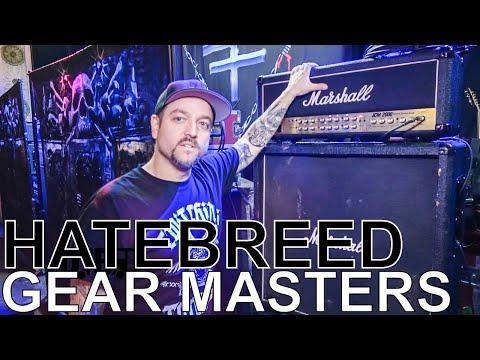 Hatebreed's Wayne Lozinak - GEAR MASTERS Ep. 179