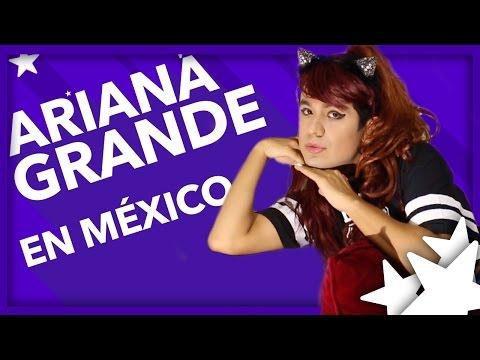 Ariana Grande en México     Pepe & Teo