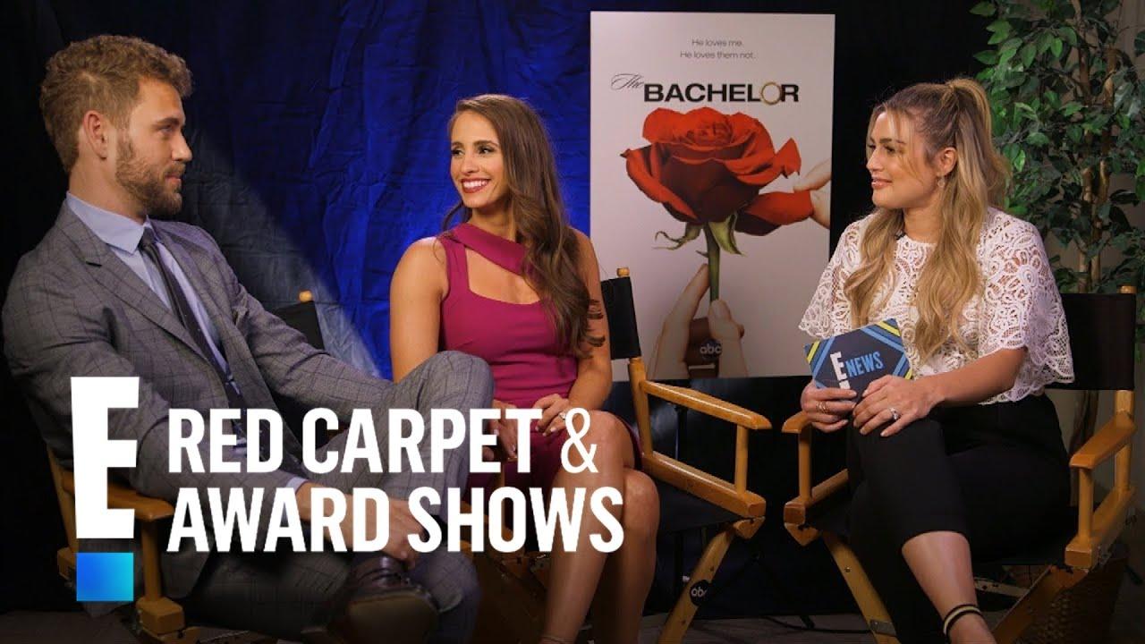 Nick viall vanessa grimaldi respond to social media scrutiny e red carpet award shows - Watch e red carpet online ...