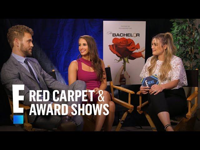 Nick Viall & Vanessa Grimaldi Respond to Social Media Scrutiny   E! Red Carpet & Award Shows