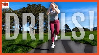 Beginner Runners | Best Running Form Drill