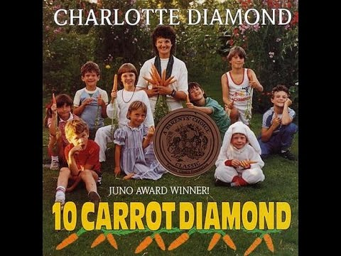 10 Carrot Diamond- Charlotte Diamond (1985)