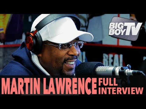Martin Lawrence on His Return to Stand-Up, Bad Boys 3, And More ...