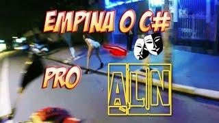 Aln1001 Xj6 White Editon Gold - Terror Nas Primas - Empina Pro Aln - Elas Vão Ao Delirio