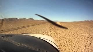 Approach & Landing Chiriaco Summit (L77)