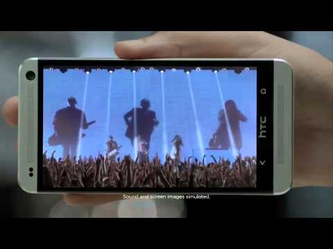 HTC One: BoomSound