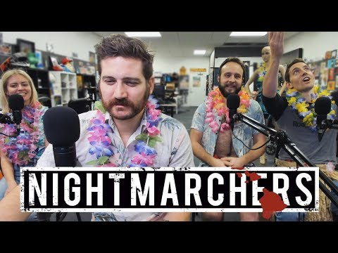 LEI'D IN HAWAII - Nightmarchers Gameplay Part 1