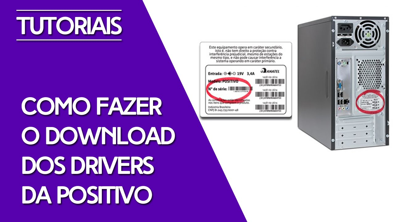 Baixar drivers positivo premium 3140 windows 7/xp/vista.