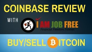 Coinbase Wallet Review - How to Buy & Sell Bitcoin using Coinbase (Tutorial)