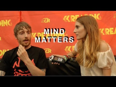 MIND MATTERS: SEAN LONG OF WHILE SHE SLEEPS