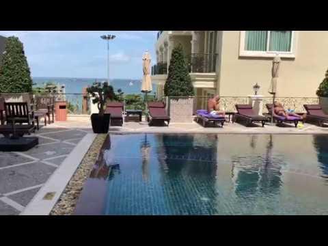 LK The Empress Hotel, Pattaya, Thailand September 2018