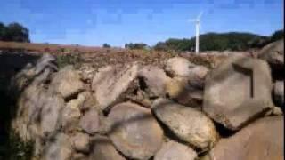 フナゼ遺跡とその南側の陣跡を含めて散策しました。 Feb.6th 2010.