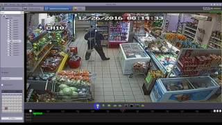 Ночью в местечке Лесозавод в Сыктывкаре ограбили магазин