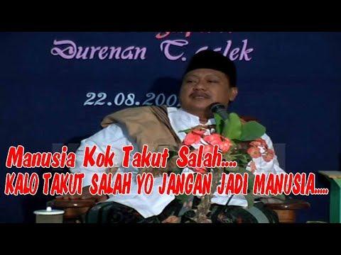 PENGAJIAN UMUM - KH IMRON JAMIL, Jombang ( Bahaya Dunia ) 2017