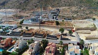 Недвижимость в Испании, Бенидорм: участок с проектом строительства виллы в районе Сьерра Кортина