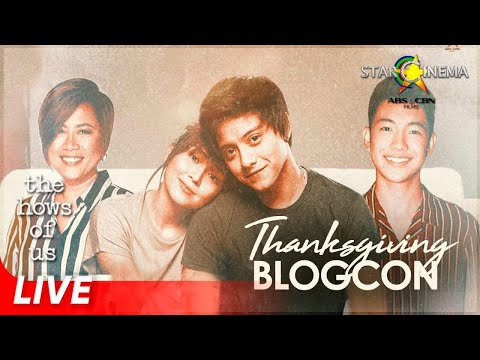 [LIVE] #TheHowsOfUs Thanksgiving BlogCon with Daniel, Kathryn, Darren, and Direk Cathy