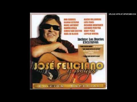 Jose Feliciano feat Ramon Ayala - Paso La Vida Pensando
