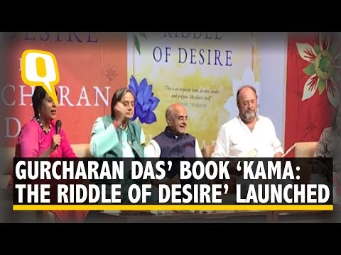 Gurcharan Das Navigates Sex & Desire in India, Yesterday & Today | The Quint