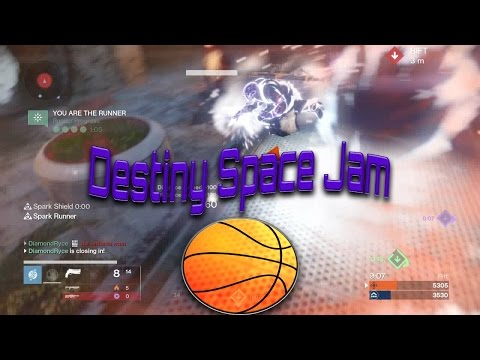 Y'all Ready for the Destiny Space Jam!